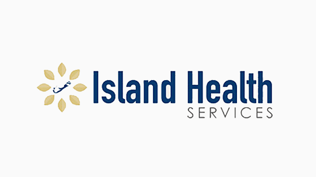 Island Health Services logo
